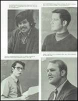 1972 West Valley High School Yearbook Page 22 & 23