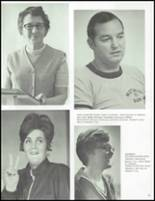 1972 West Valley High School Yearbook Page 24 & 25