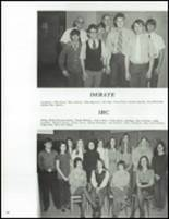 1972 West Valley High School Yearbook Page 36 & 37
