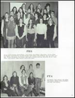 1972 West Valley High School Yearbook Page 40 & 41