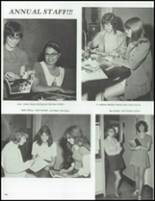 1972 West Valley High School Yearbook Page 50 & 51