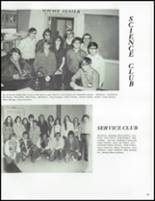 1972 West Valley High School Yearbook Page 52 & 53