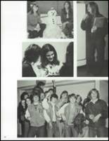 1972 West Valley High School Yearbook Page 54 & 55