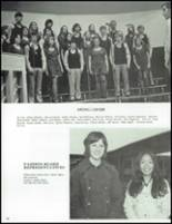 1972 West Valley High School Yearbook Page 60 & 61