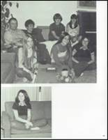 1972 West Valley High School Yearbook Page 62 & 63