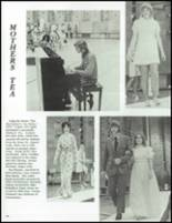 1972 West Valley High School Yearbook Page 68 & 69