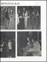 1972 West Valley High School Yearbook Page 70 & 71