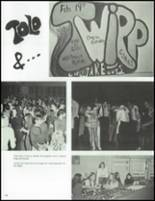 1972 West Valley High School Yearbook Page 74 & 75