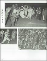 1972 West Valley High School Yearbook Page 78 & 79