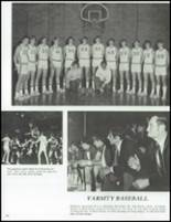 1972 West Valley High School Yearbook Page 86 & 87