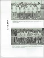 1972 West Valley High School Yearbook Page 98 & 99