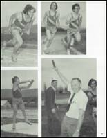 1972 West Valley High School Yearbook Page 100 & 101