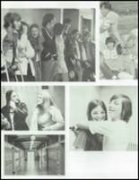 1972 West Valley High School Yearbook Page 106 & 107