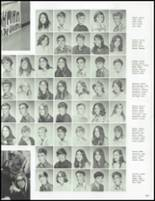 1972 West Valley High School Yearbook Page 110 & 111