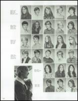1972 West Valley High School Yearbook Page 120 & 121