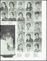 1972 West Valley High School Yearbook Page 122 & 123