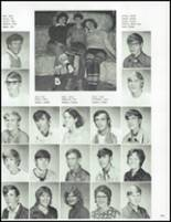 1972 West Valley High School Yearbook Page 126 & 127
