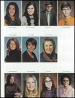 1972 West Valley High School Yearbook Page 148 & 149