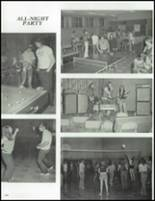 1972 West Valley High School Yearbook Page 154 & 155