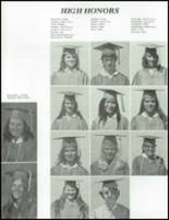 1972 West Valley High School Yearbook Page 156 & 157