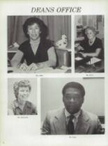 1978 McArthur High School Yearbook Page 22 & 23