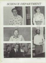 1978 McArthur High School Yearbook Page 42 & 43