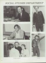 1978 McArthur High School Yearbook Page 44 & 45