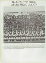 1978 McArthur High School Yearbook Page 196 & 197
