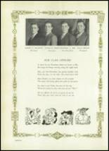 1934 Aquinas Institute Yearbook Page 22 & 23