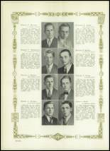 1934 Aquinas Institute Yearbook Page 24 & 25