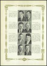 1934 Aquinas Institute Yearbook Page 26 & 27