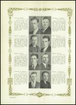 1934 Aquinas Institute Yearbook Page 28 & 29