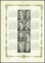 1934 Aquinas Institute Yearbook Page 32 & 33