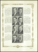 1934 Aquinas Institute Yearbook Page 34 & 35