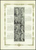 1934 Aquinas Institute Yearbook Page 36 & 37