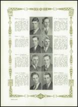 1934 Aquinas Institute Yearbook Page 42 & 43