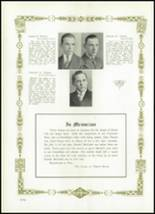 1934 Aquinas Institute Yearbook Page 44 & 45
