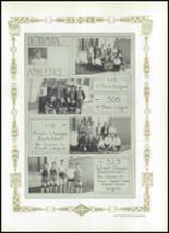 1934 Aquinas Institute Yearbook Page 126 & 127