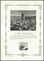 1934 Aquinas Institute Yearbook Page 148 & 149