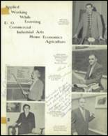 1957 Jackson High School Yearbook Page 14 & 15