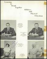1957 Jackson High School Yearbook Page 18 & 19