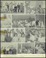 1957 Jackson High School Yearbook Page 22 & 23