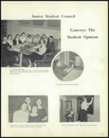 1957 Jackson High School Yearbook Page 24 & 25