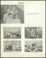 1957 Jackson High School Yearbook Page 28 & 29