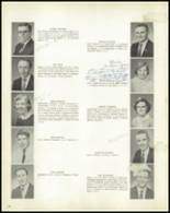 1957 Jackson High School Yearbook Page 36 & 37