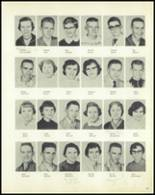 1957 Jackson High School Yearbook Page 42 & 43