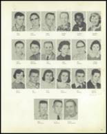 1957 Jackson High School Yearbook Page 44 & 45