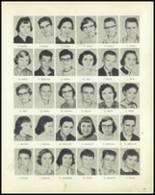 1957 Jackson High School Yearbook Page 48 & 49