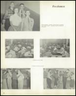 1957 Jackson High School Yearbook Page 52 & 53