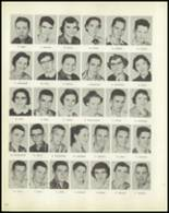 1957 Jackson High School Yearbook Page 54 & 55